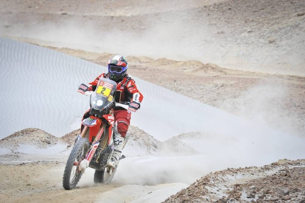 Paolo Goncalves - 4. etapa - Dakar 2019