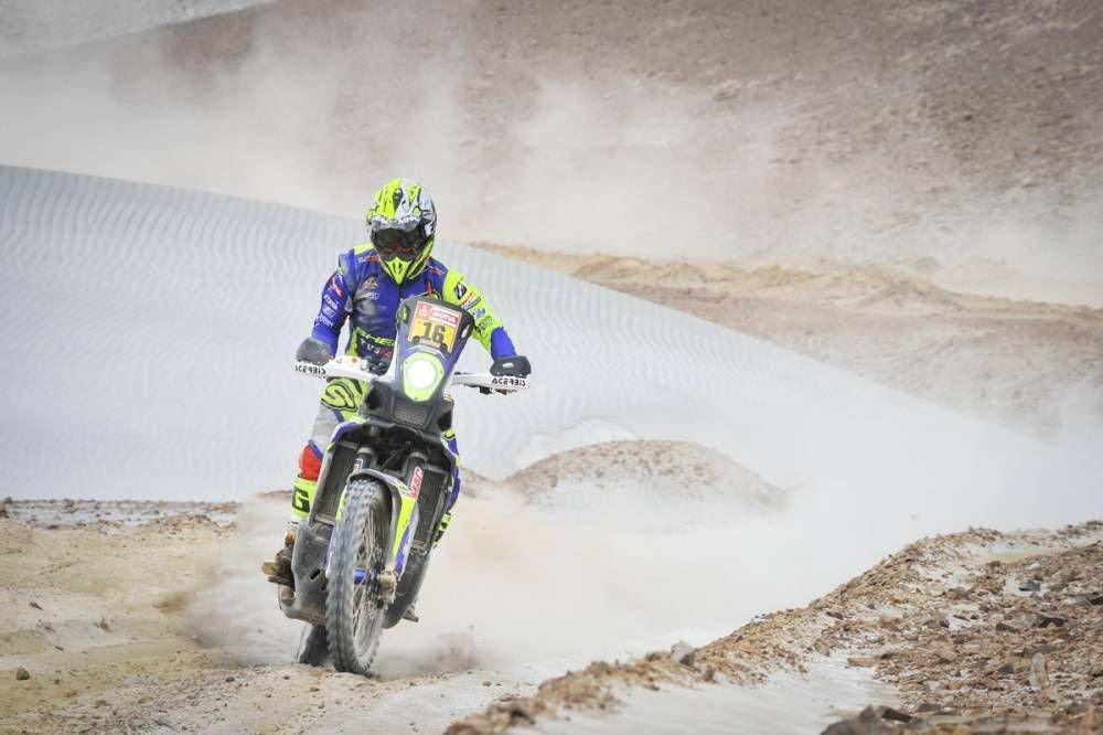 Michael Metge  - 4. etapa - Dakar 2019