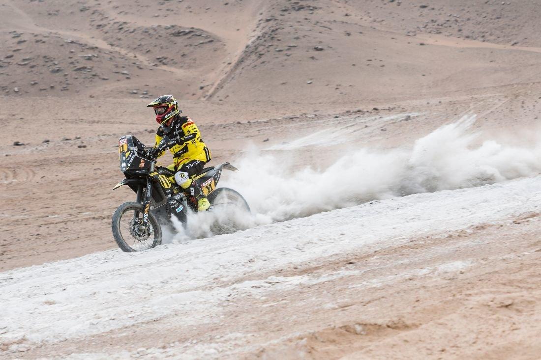 Štefan Svitko - 4. etapa - Dakar 2019