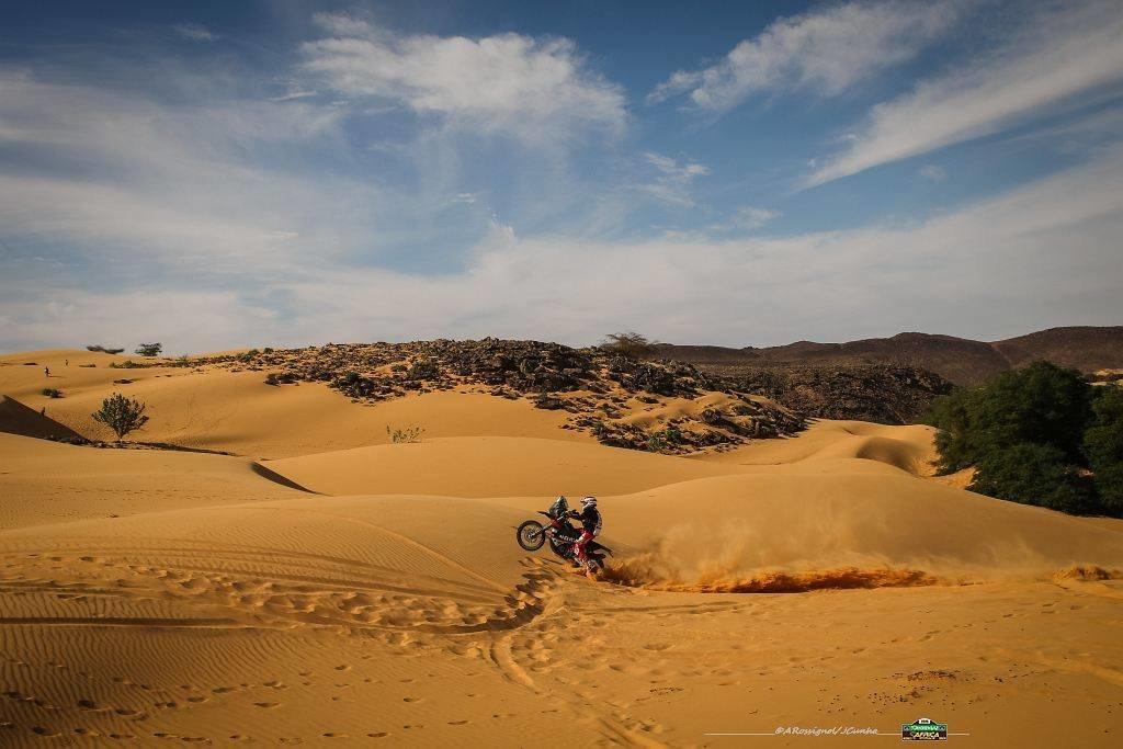 10 etapa - Africa Eco Race 2019 – Maťo Benko naživo