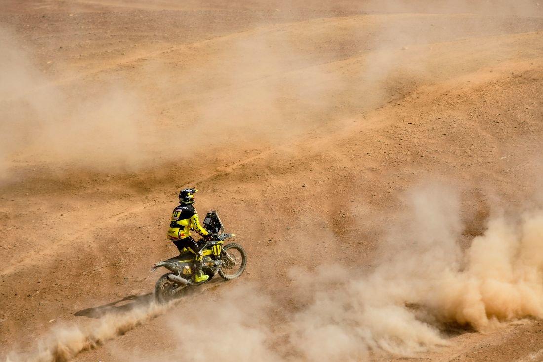 Štefan Svitko- Dakar 2019 - Dakar 2019 - 5. etapa  - Moquegua - Arequipa