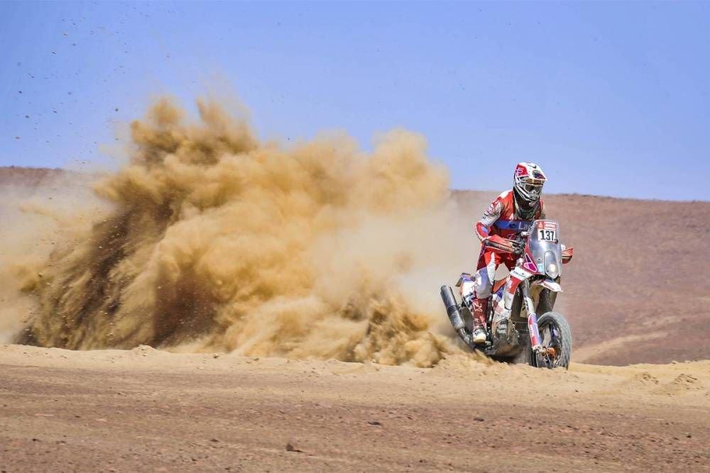 Dakar 2019 - 7. etapa