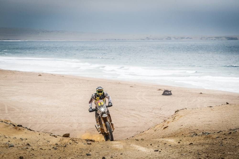 Dakar 2019 - 8. etapa
