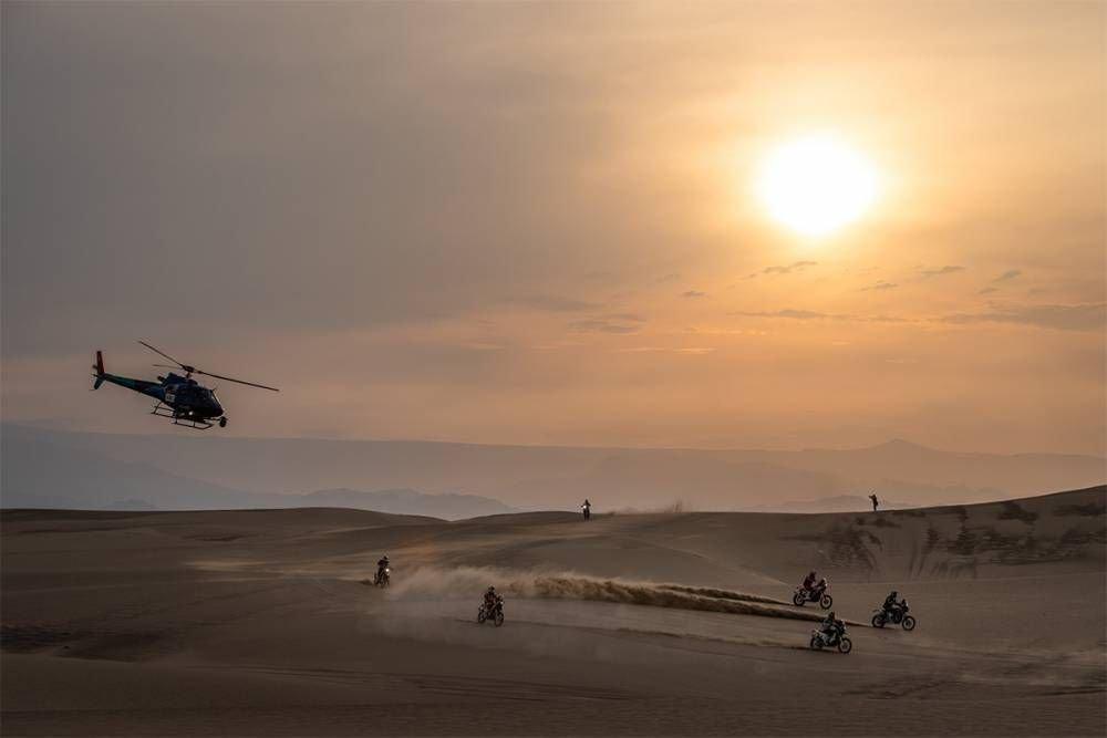 16.01.2019 18:51 - Dakar 2019 - Predposlednú etapu vzhráva Michael Metge, Price vedie celkovo - Dnes začíname 12:15 - Pisco - Pisco