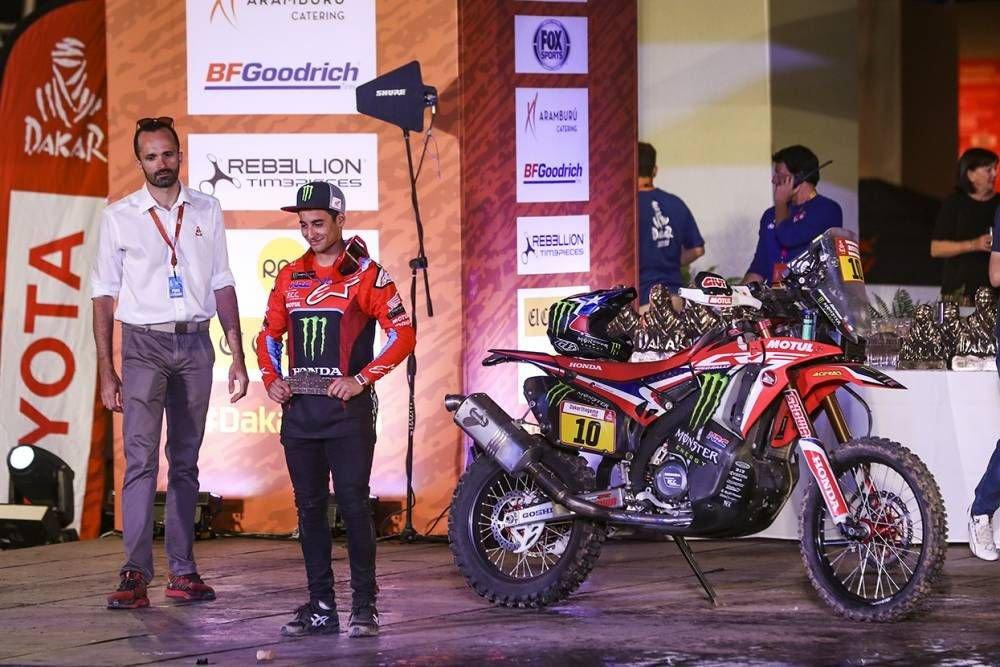 Jose Ignacio Cornejo Florimo - Dakar 2019 - 10. etapa - Price víťazom etapy i Dakaru, 18. triumf pre KTM - Pisco - Lima