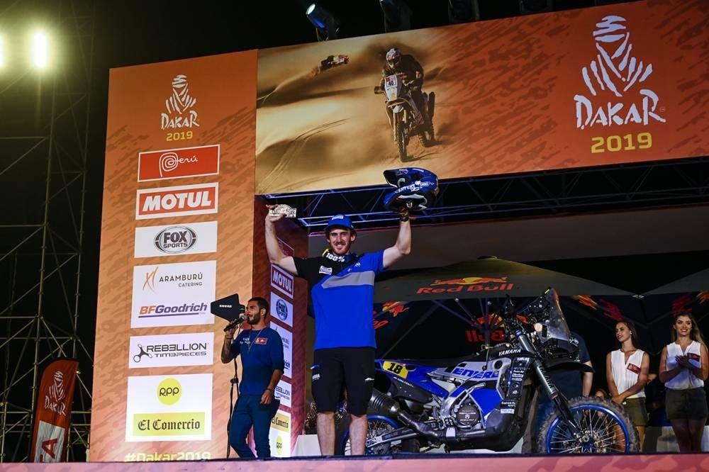 Xavier de Soultrait - Dakar 2019 - 10. etapa - Price víťazom etapy i Dakaru, 18. triumf pre KTM - Pisco - Lima