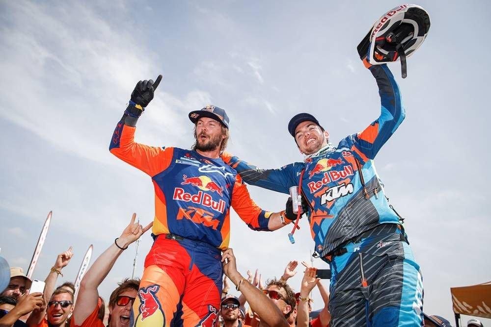 Dakar 2019 - 10. etapa - Price víťazom etapy i Dakaru, 18. triumf pre KTM - Pisco - Lima