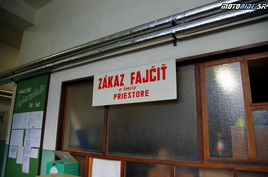 Hornonitrianský banský skanzen - Baňa Cigeľ - 15. Motoride Stretko 2018
