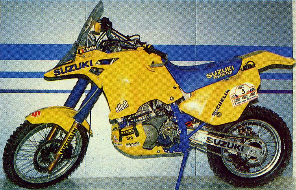 Suzuki DR 800 BIG Z 1989