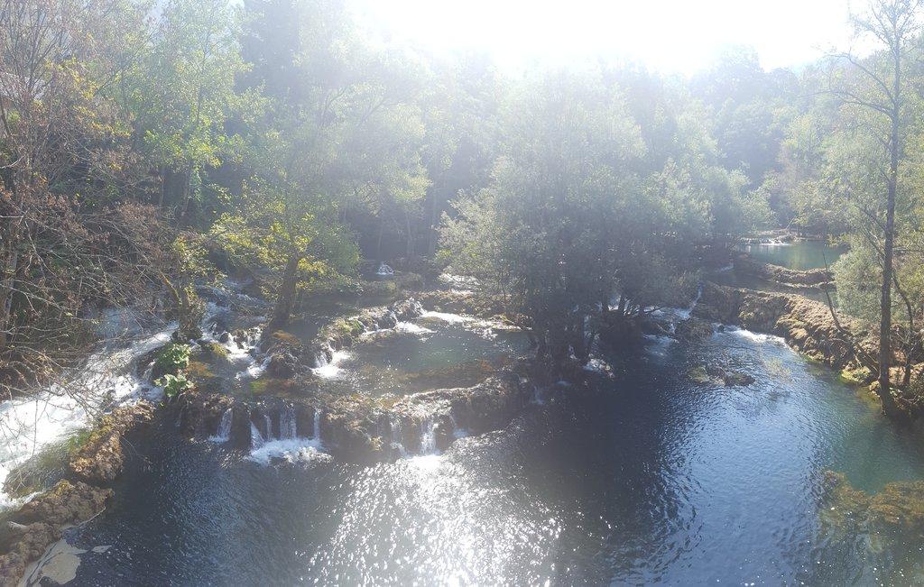 Vodopád na rieke Una, Bosna a Hercegovina - Bod záujmu