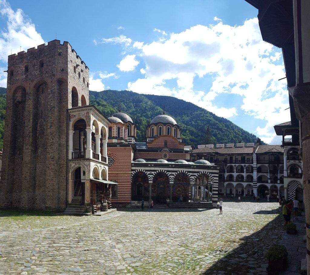 Rilski Manastir (UNESCO), Bulharsko - Bod záujmu