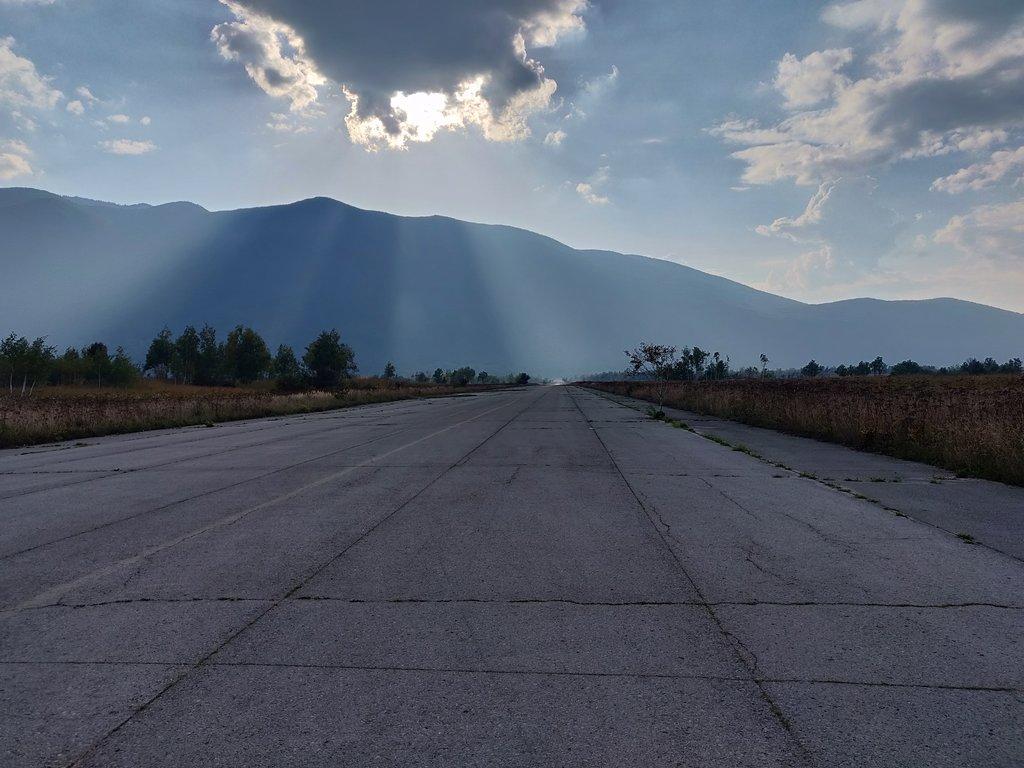 Letecká základňa Željava, Bosna a Hercegovina - Bod záujmu