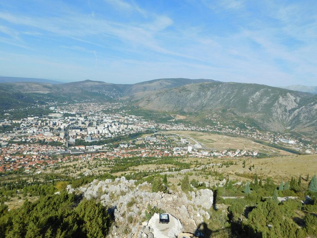 vyhliadka Fortica, Bosna a Hercegovina - Bod záujmu