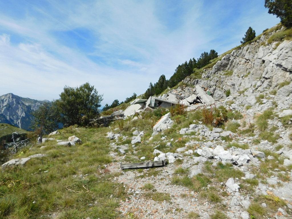 vrch Borašnica, Bosna a Hercegovina - Bod záujmu