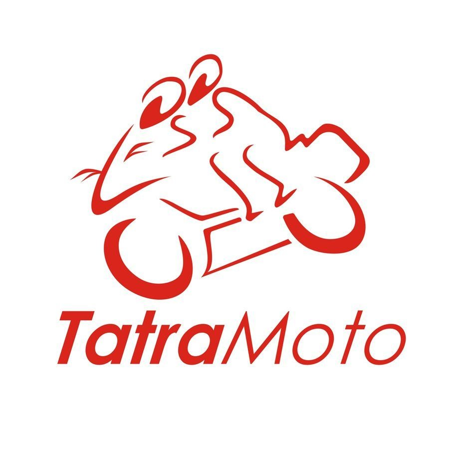 Tatramoto venuje predný + zadný hliníkový stojan na moto