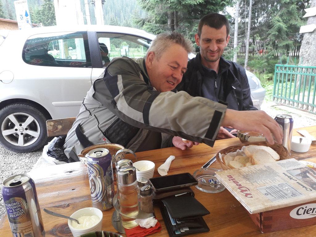 Obed s Čechmi