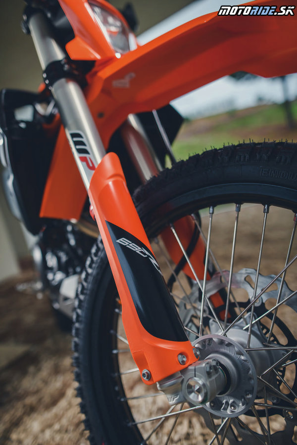 USD vidlica WP Xplor - KTM 690 Enduro R 2019
