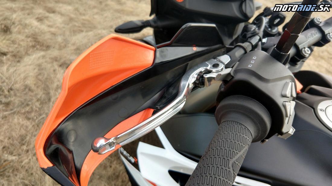 Lanková spojka - Prvé dojmy z jazdy na KTM 790 Adventure R 2019