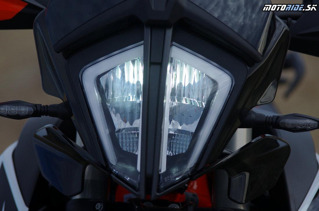 Prvé dojmy z jazdy na KTM 790 Adventure R 2019