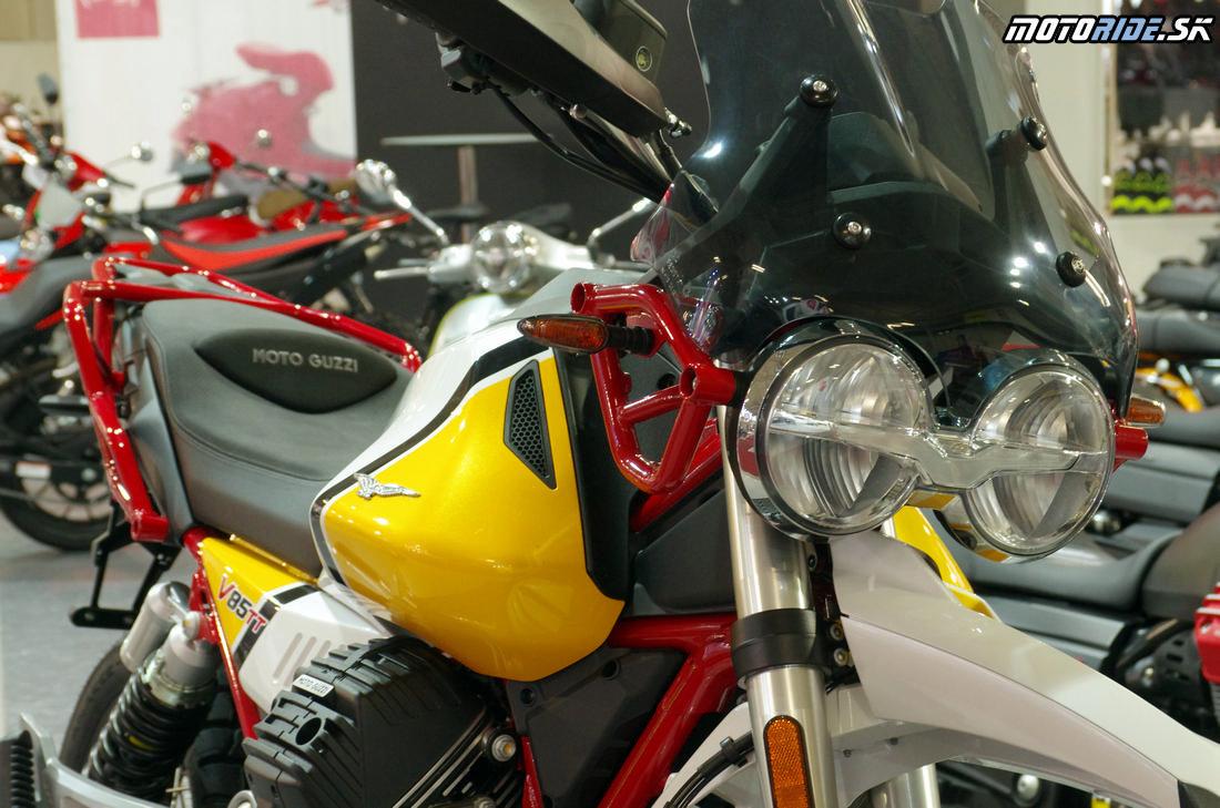 Prvý fotoreport z výstavy Motocykel 2019