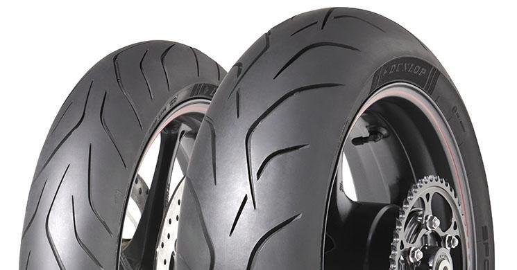 Nové pneumatiky Dunlop Sportsmart Mk3