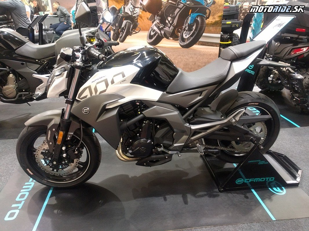 Detaily - Vystava Motocykel 2019