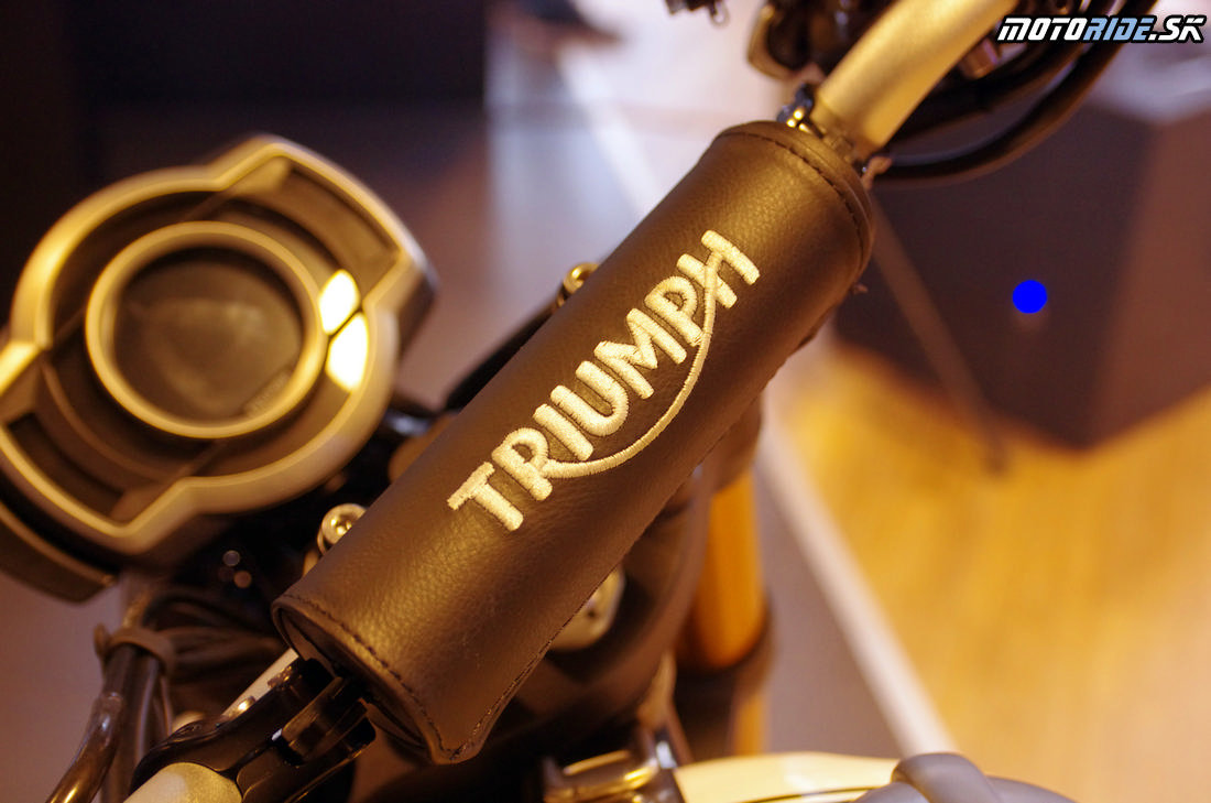 Otvorenie predajne Triumph v Banskej Bystrici - Motoshop Žubor