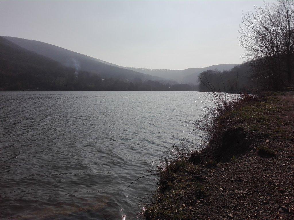 Vodná nádrž Horné Orešany, Slovensko - Bod záujmu