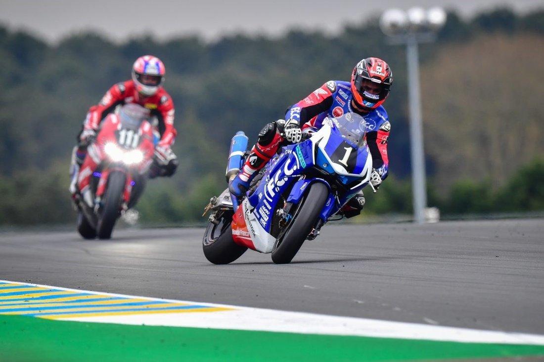 The 24 Heures Motos Honda s endurance teams