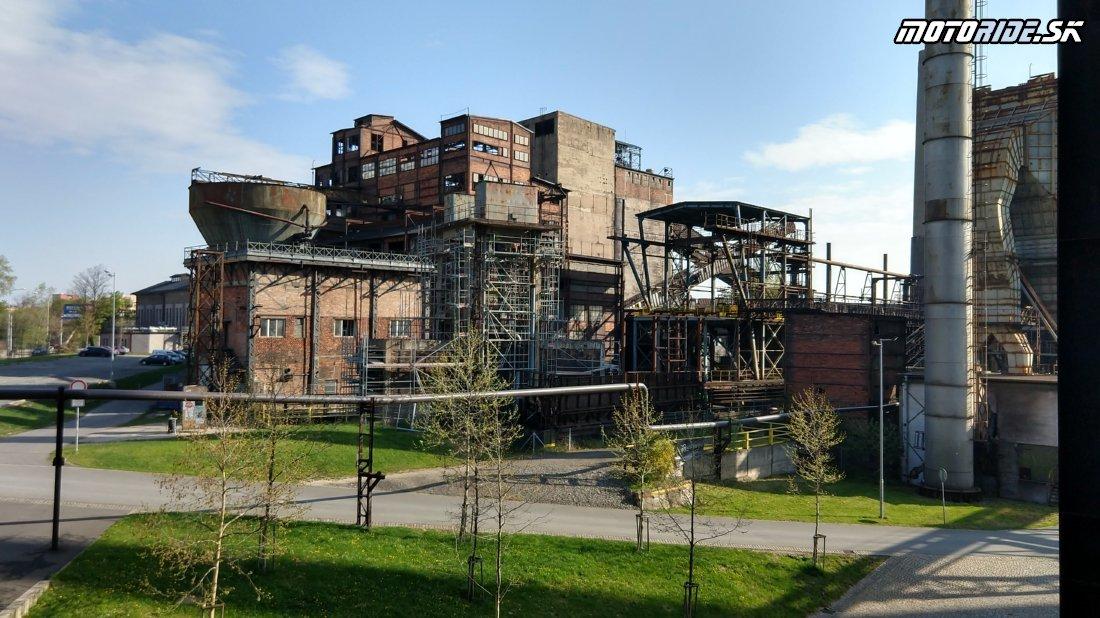 Vysoká pec Vítkovice, Ostrava - Bod záujmu