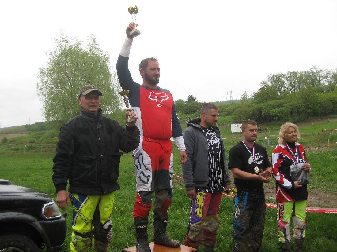 Pionier cross východ - Družstevná pri Hornáde 28. 4. 2019