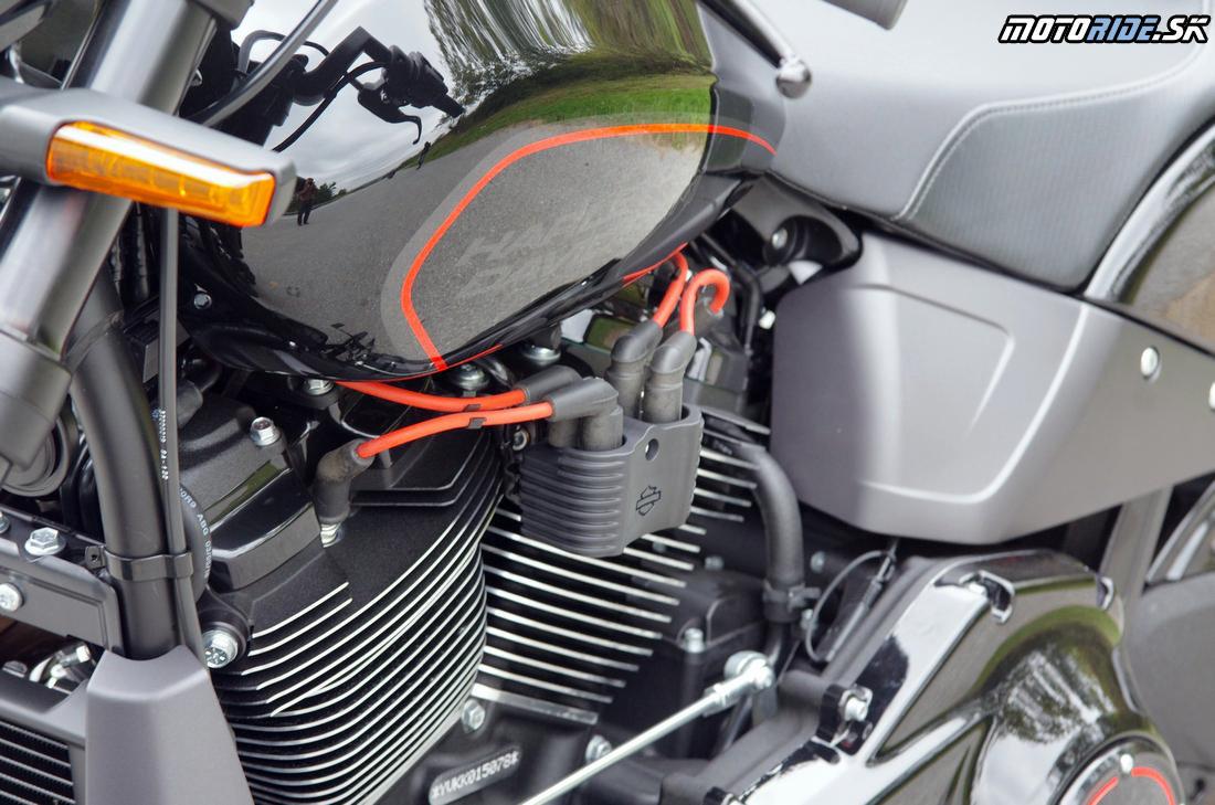 Mohutný motor Milwaukee-Eight® 114 - Harley-Davidson FXDR 114 2019