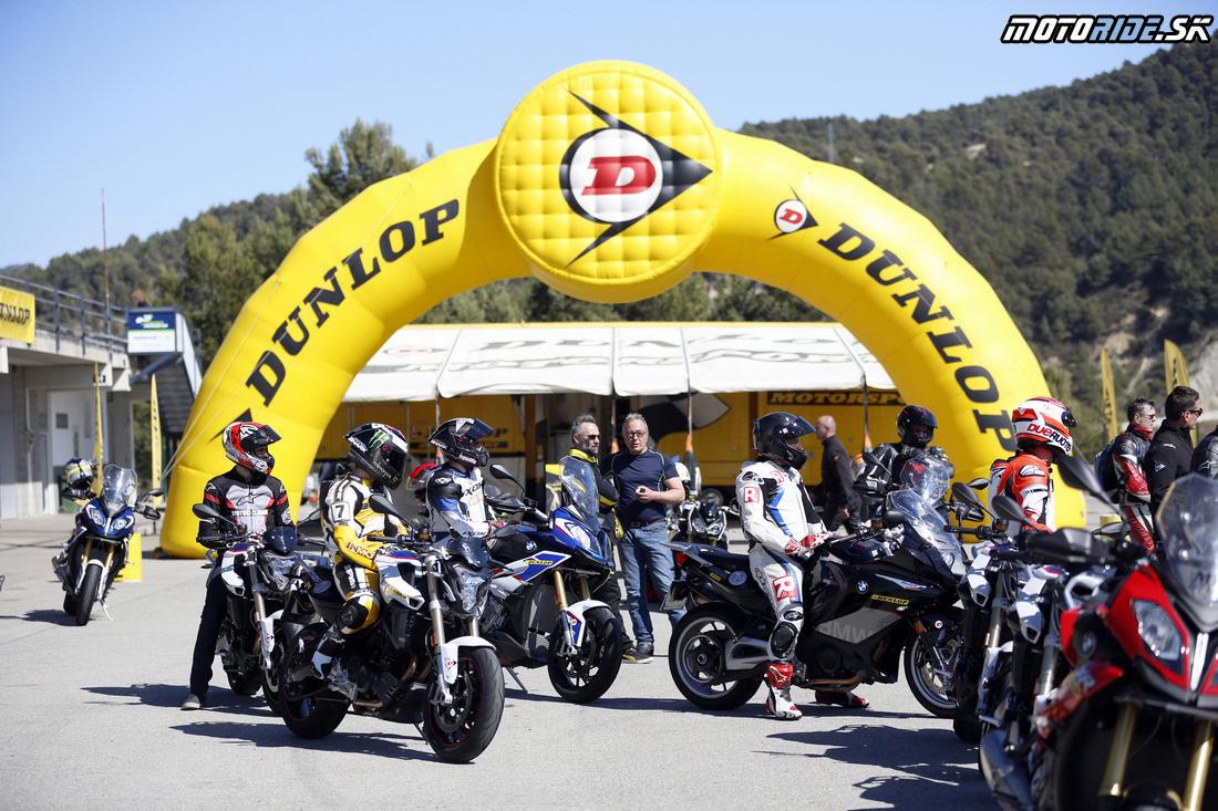 Vyskúšali sme nové pneumatiky Dunlop Sportsmart Mk3 - na ceste aj na okruhu