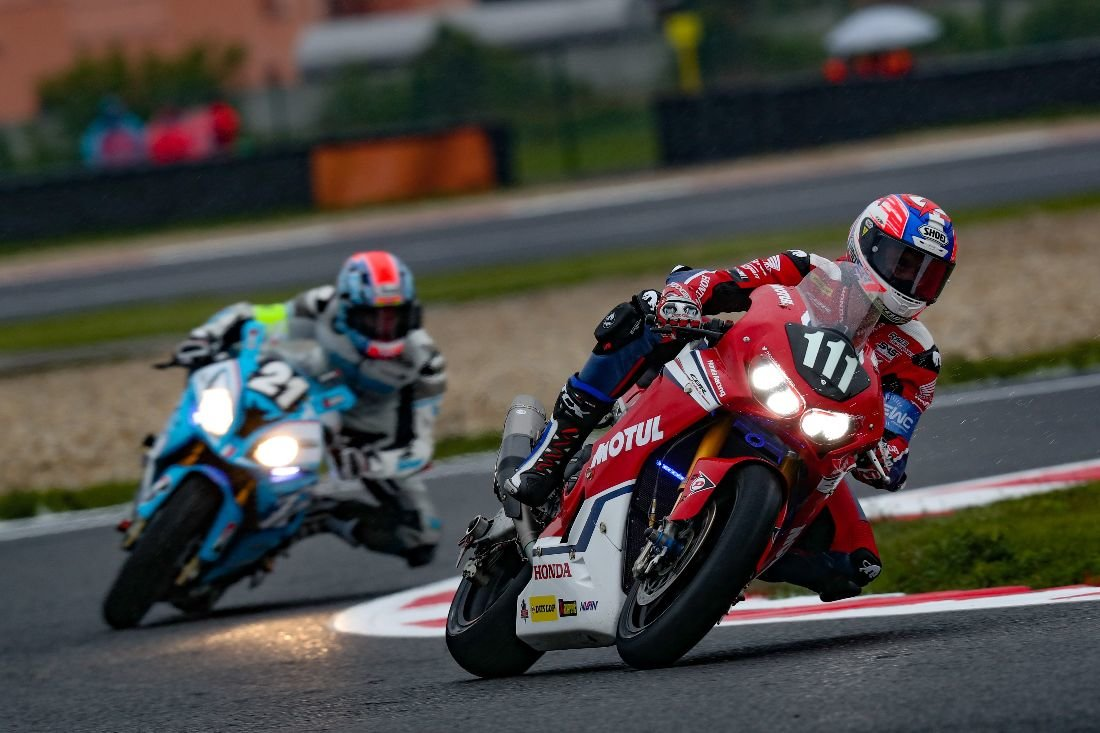 F C C TSR Honda France - 8 Hours of SLOVAKIA RING 2019 - FIM EWC