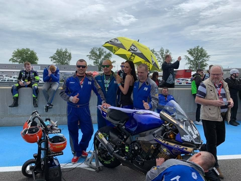Yamaha MACO Racing Team - 8 Hours of SLOVAKIA RING 2019 - FIM EWC