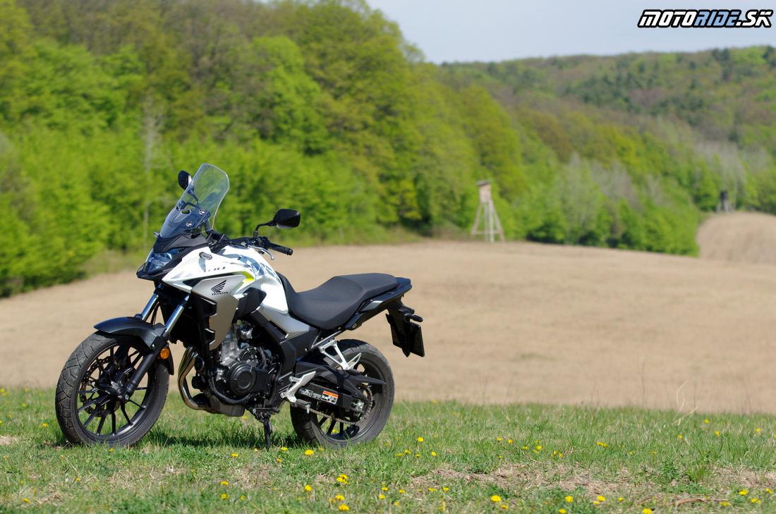 Honda CB500X  2019 – inovovaný dobrodruh