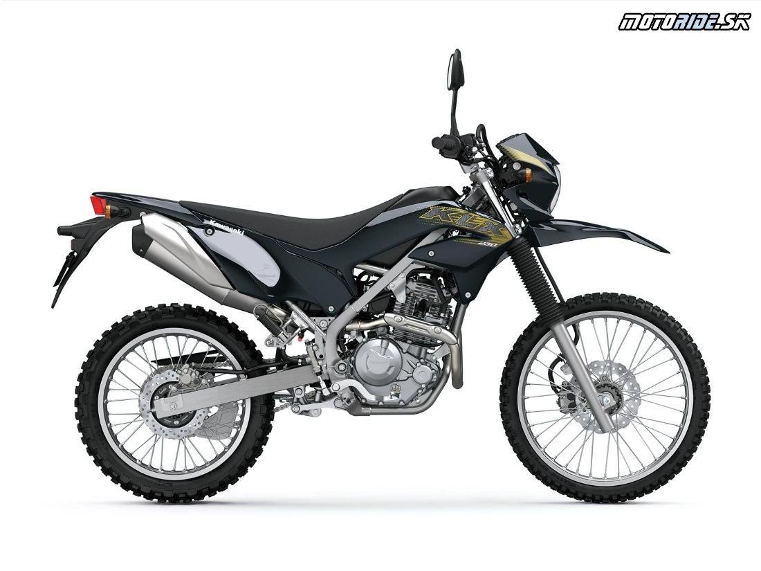 5cb4bbb32 Kawasaki prestavila KLX230 pre rok 2020: motoride.sk