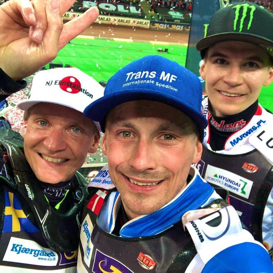 Madsen zvíťazil na Grand Prix speedway vo Varšave