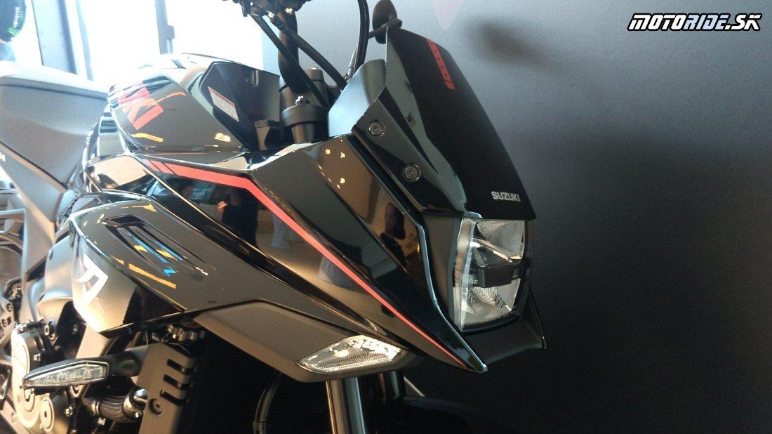 V Chorvátsku testujeme novú Suzuki Katana 2019