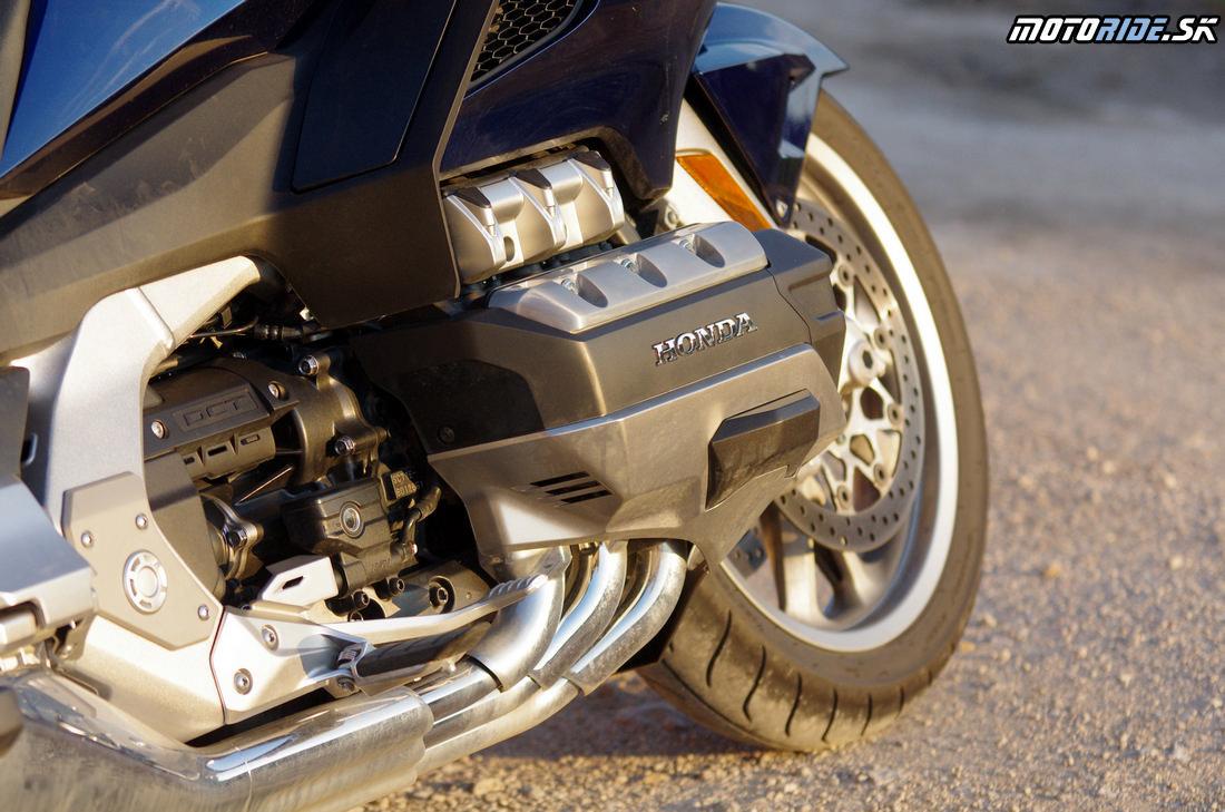 Honda GL1800 Goldwing Tour DCT 2019