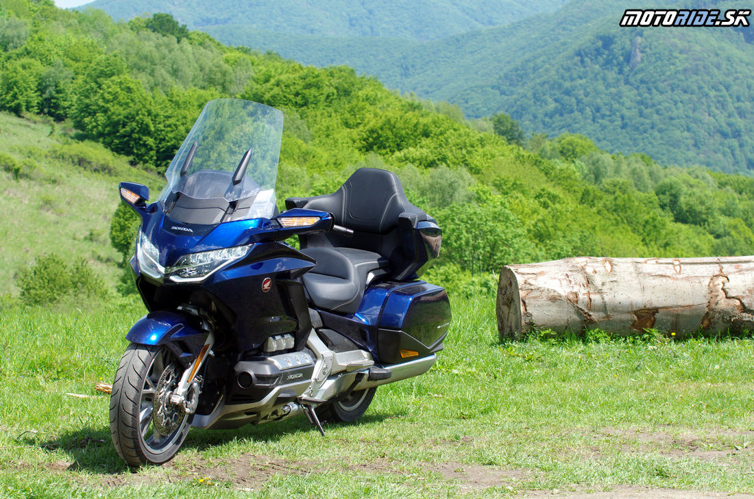 Honda GL1800 Goldwing Tour DCT 2019
