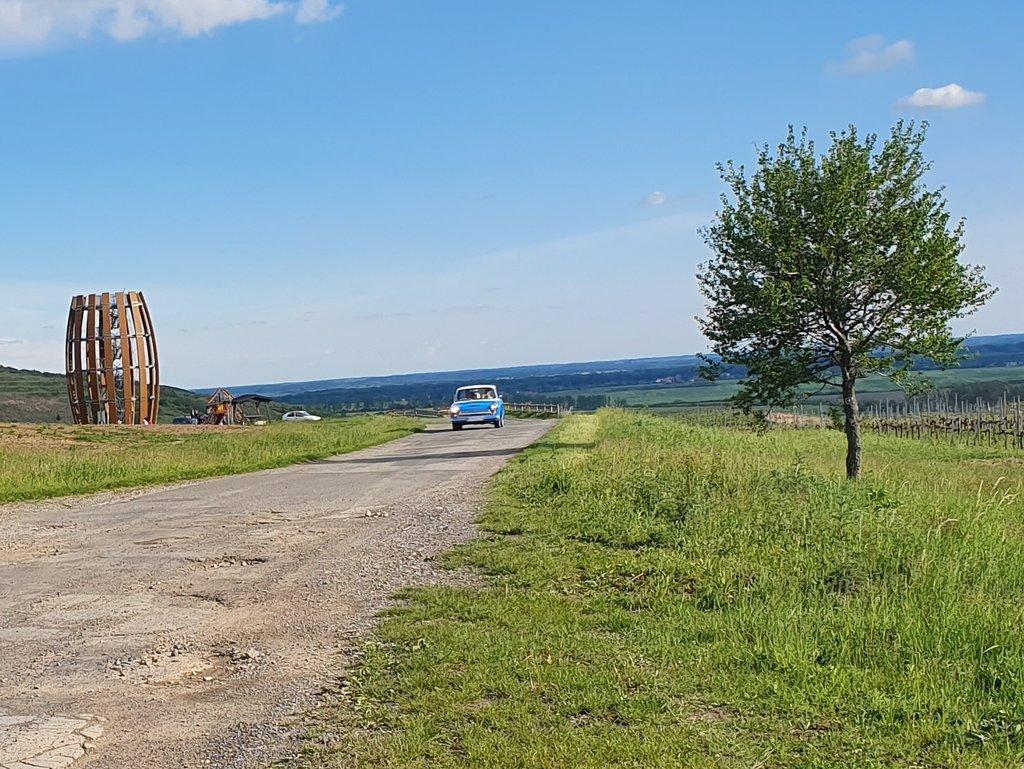 Vyhliadková veža Tokaj, Malá Tŕňa, Slovensko - Bod záujmu