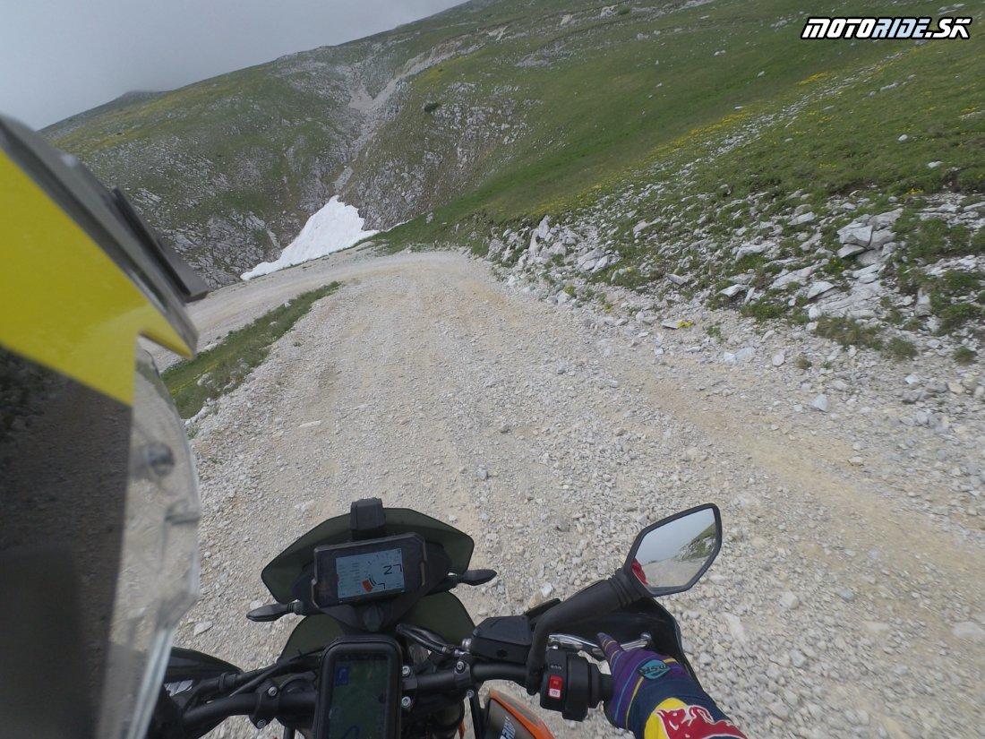 Offroad na vrch Bjelašnica 2067 m - KTM Adventure Rally 2019, Bosna