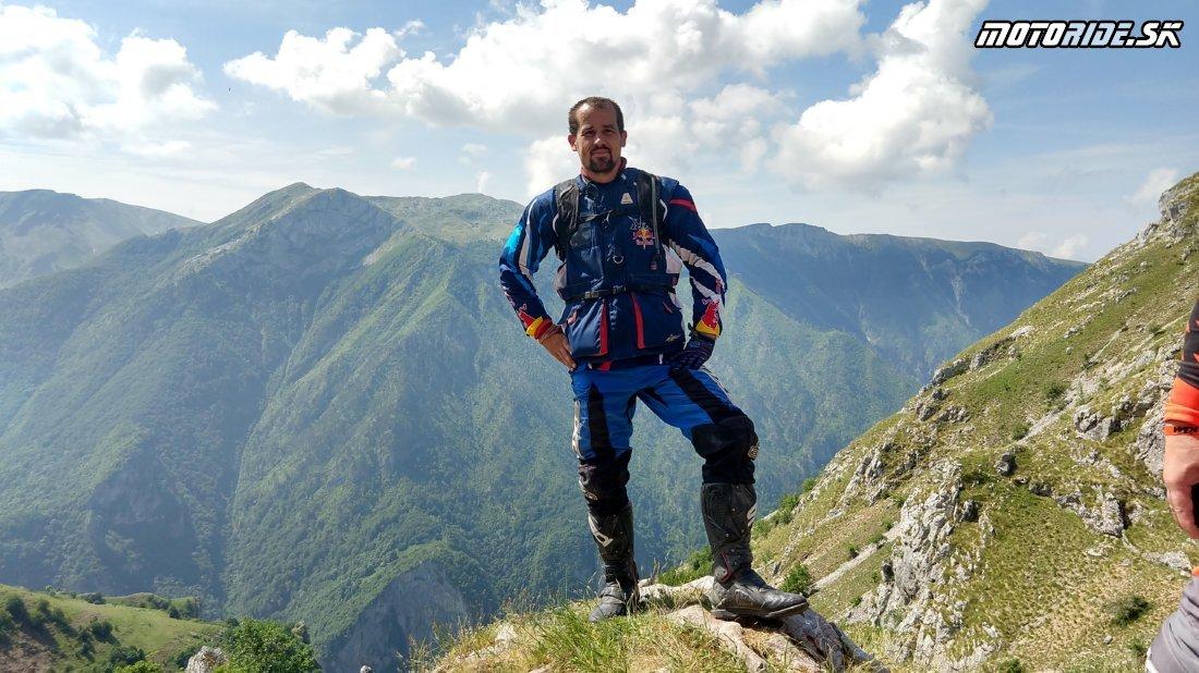 Vyhliadka na najväčší kaňon v Bosne z dedinky Lukomir  - Bod záujmu