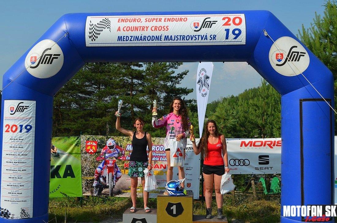 Medzinárodné majstrovstvá SR v endure a Alpe Adria – Kavečany 2019