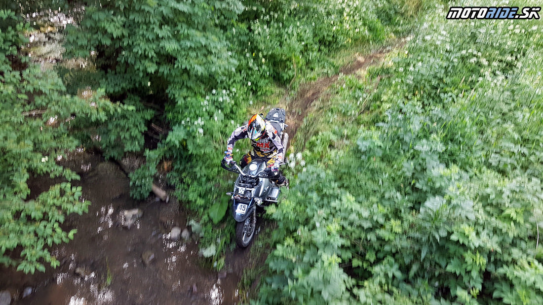 Motoride XL Enduro Rally 2019, Tuhrina
