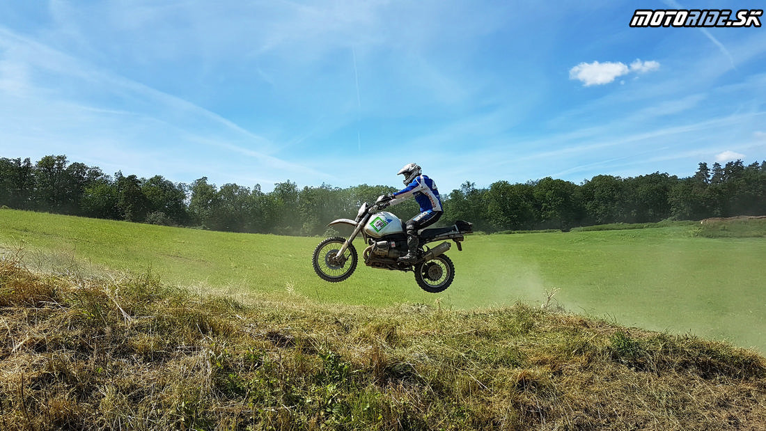 Motoride XL Enduro Rally 2019, Budimír