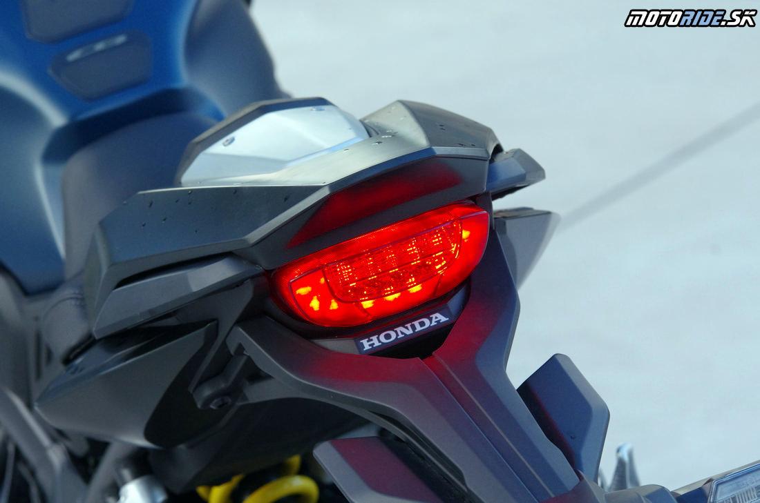 Honda CB650R 2019 - Neo Sport kafáč strednej triedy