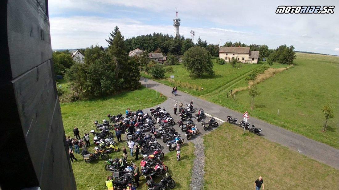 Veselská rozhľadňa - 16. stretnutie motorideákov 2019 na Morave