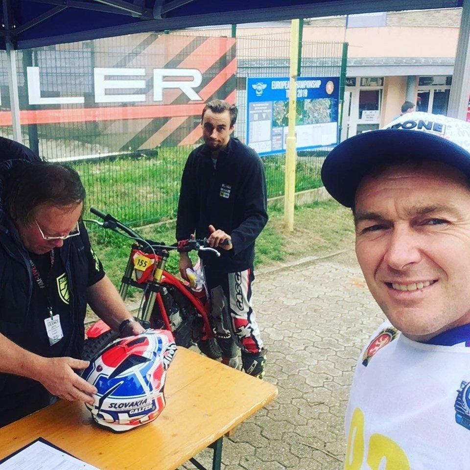 Prebierka brezova 2019 - Európsky trialový šampionát 2019